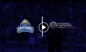 Capitanes BCL Americas