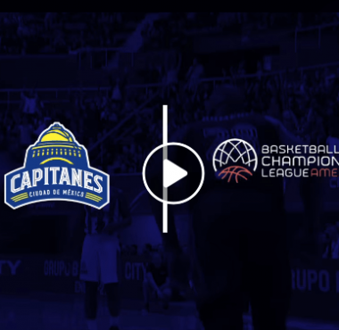 Capitanes BCL Americas