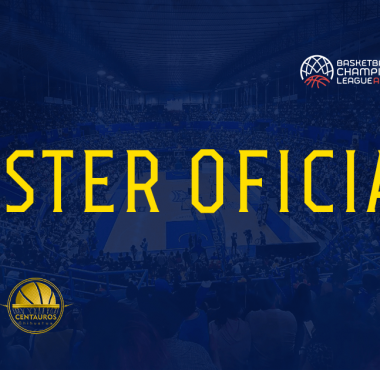 roster Capitanes BCL Americas