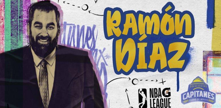 Ramón Diaz Capitanes G League