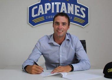 Nick Lagios Capitanes